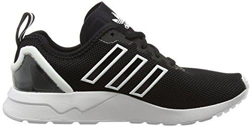 adidas ZX Flux Advanced, Baskets Basses Mixte Adulte Noir (Core Black/Core Black/Ftwr White)