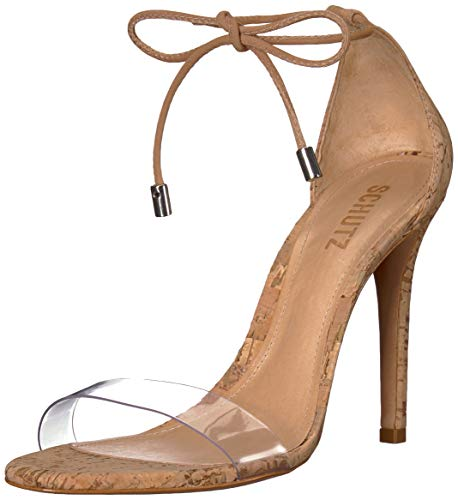 SCHUTZ Womens Joseanna Natural Cork 8.5 ()
