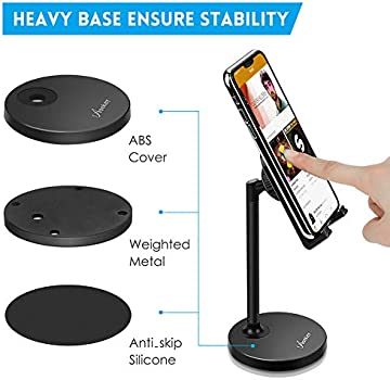 Latest Models Haoyushangmao Mobile Phone Holder,Adjustable Phone Holder,Metal Mobile Phone Holder,Electronic Digital