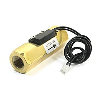 G1 / 4 1-30L / interruptor del Sensor de flujo de agua Min Reed
