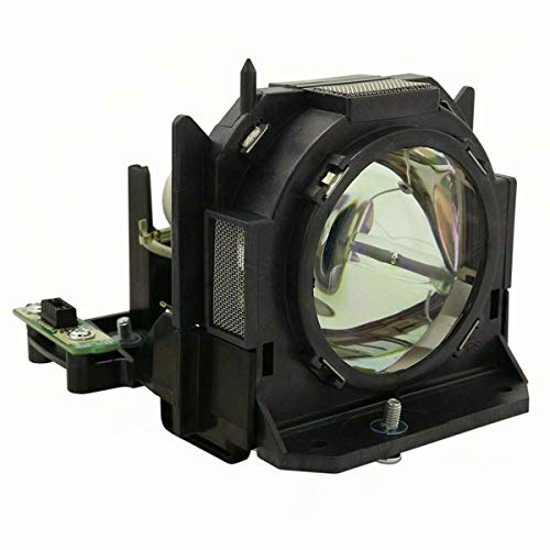 (CTLAMP Professional ET-LAD60 Replacement Projector Lamp ET-LAD60 Compatible Bulb with Housing Compatible with PT-D6000ELS PT-D6000ES PT-D6000LS PT-D6000S PT-D6000ULS PT-D6000US PT-DW6300ELS)