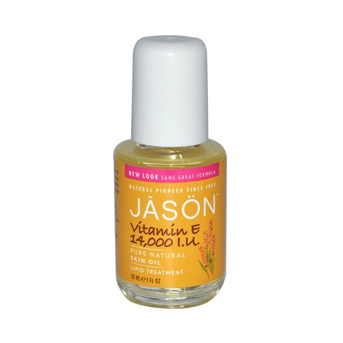 Jason Vitamin E Pure Beauty Oil - 14000 IU - 1 fl oz - Jason Natural Products