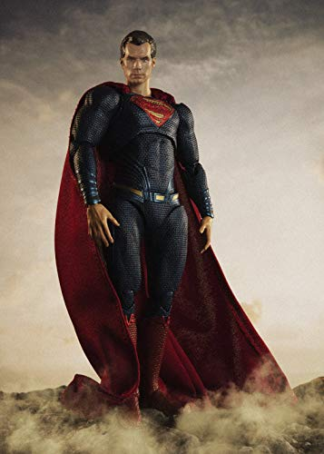 Figuarts Superman Justice League Action Figure Bluefin Distribution Toys BAN23941 Accessory Consumer Accessories Tamashii Nations Bandai S.H