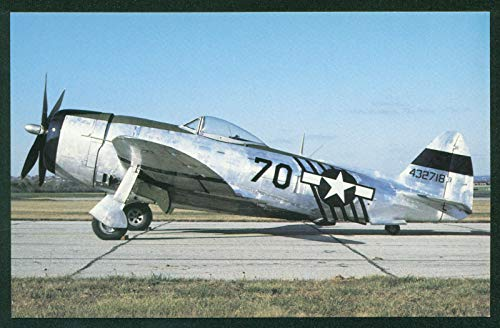 Republic P-47 Thunderbolt Combat Fighter WWII Aircraft USAF Airplane - Wwii Fighter Aircraft