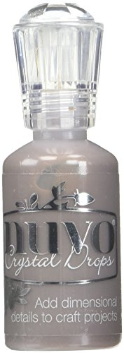 Walnut Drop - TONIC STUDIOS 684N Nuvo Crystal Drops 1.1Oz-Dark Walnut