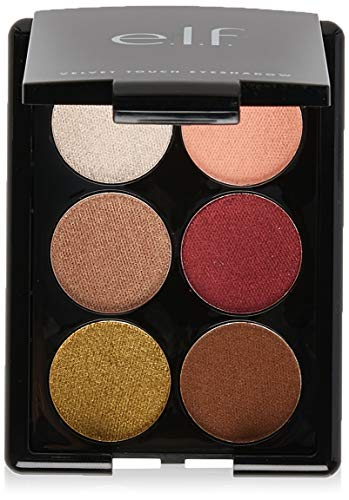 e.l.f. Velvet Touch Eyeshadow Palette 57086 Island Breeze ()