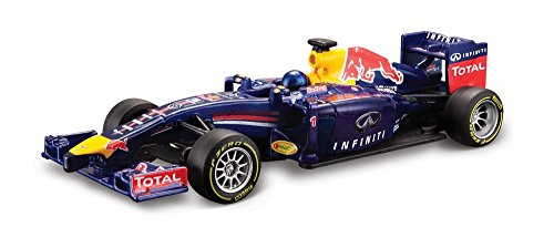 f6cf637ab0f Bburago 1 32 Scale Infiniti Red Bull Racing RB10 Diecast Vehicle (Styles  May Vary