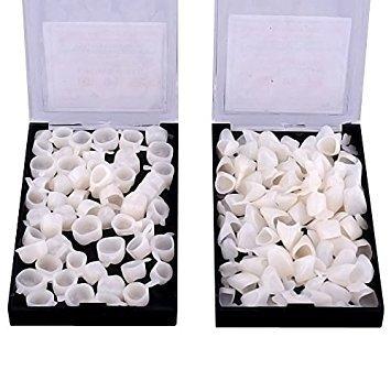 Hot Dental, 100 corone temporanee, materiale per faccette anteriori e posteriori di molari