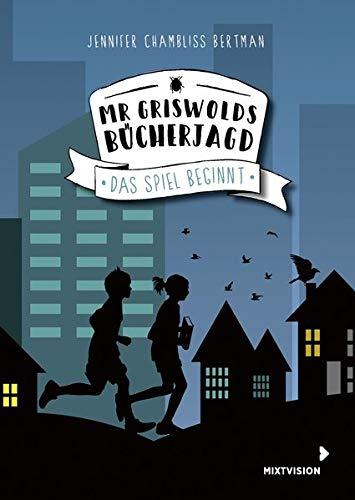 Mr Griswolds Bücherjagd: Das Spiel beginnt