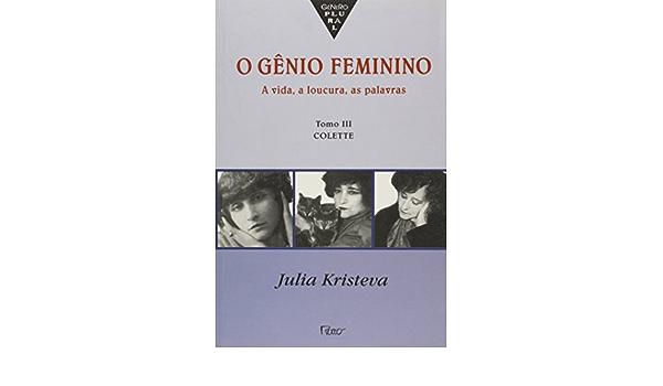 Julia Kristeva Colette