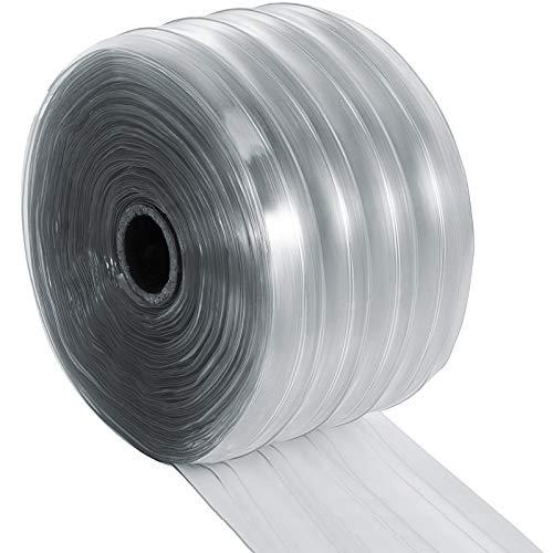 Mophorn PVC Strip Curtain, 147 Feet Length X 7.8
