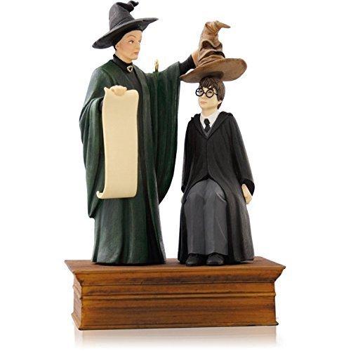 The Sorting Hat - Harry Potter - 2014 Hallmark Keepsake Ornament
