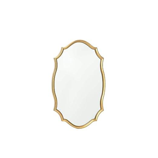 ỸẼT Mirando Espejo De Maquillaje De Cristal Nórdico Casa Simple ...