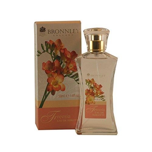 - Bronnley England Freesia Eau De Toilette Spray for Women, 1.6 Ounce