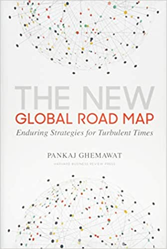 amazon the new global road map enduring strategies for turbulent