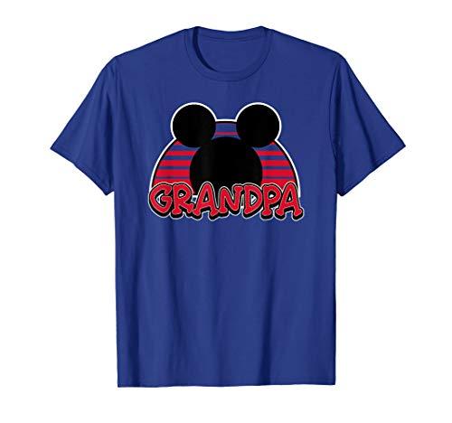 Disney Mickey Mouse Grandpa T-shirt