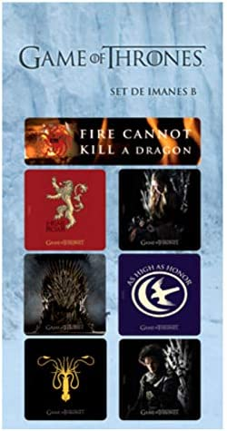 Set Magnets A Magnettes Game of Thrones