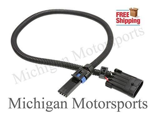 Michigan Motorsports Optispark Vented Wiring Harness Connector - Fits LT1 Camaro Firebird Distributor LT1 5.7L V8 Chevy Buick Pontiac