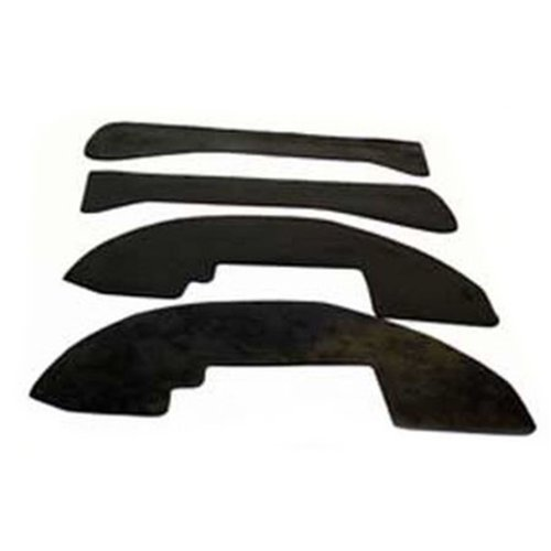 Performance Accessories, Dodge Dakota, Gap Guards for 3″ body lift, fits 2005 to 2011, PA6625, Made in America