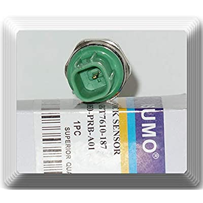 OE Spec 30530-PRB-A01 Knock Sensor With Electrical Connector Fits: Acura RSX 4cyl 2.L 2002-2003 -2004-2005 - 2006 Type S Only: Automotive