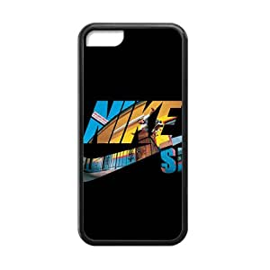 HGKDL The famous sports brand Nike fashion cell phone case for iPhone 5C