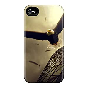 Ultra Slim Fit Hard Luoxunmobile333 Cases Covers Specially Made Iphone 5C - Eagle Flight