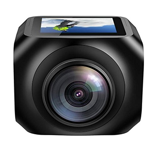2016 newest wireless 360 Degree panoramic VR Photo digital Camera HD 3D Action sports VR camera Action Cameras