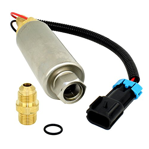 Price comparison product image CALTRIC ELECTRIC FUEL PUMP Fits MERCRUISER 7.4LX BRAVO MPI GM 454 V8 1996 1997 High Pressure
