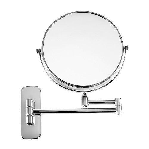 Songmics Kosmetikspiegel 10fach+Nomal Doppelseitiger Schminkspiegel BBM001