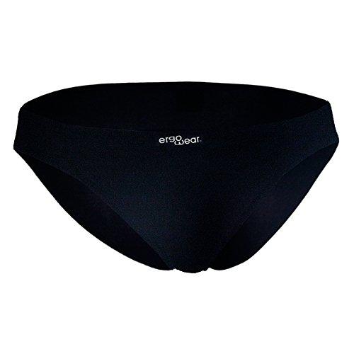 ErgoWear EW0157 Bikini. Color Black Size M by ErgoWear
