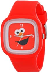 Sesame Street SW628EL Elmo Jelly Watch Case
