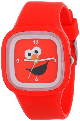 (Sesame Street SW628EL Elmo Jelly Watch Case)
