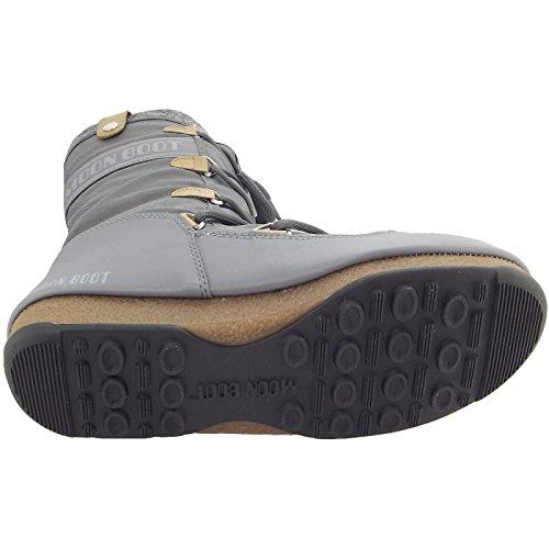 Botas de invierno Moon Boot gris