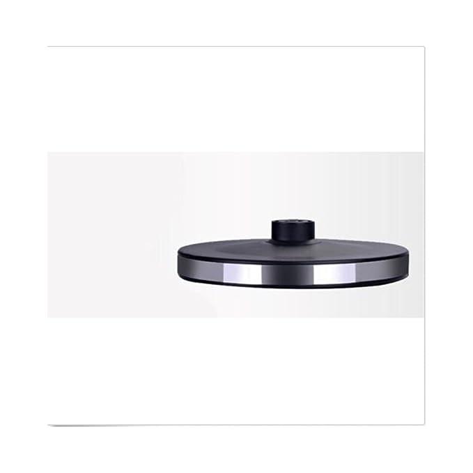 Peskoe 200 V acero inoxidable hervidor de agua eléctrico agua caliente Calentador de té, café, 1,8 litros: Amazon.es: Hogar