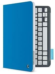 Logitech Keyboard Folio for iPad mini - Electric Blue