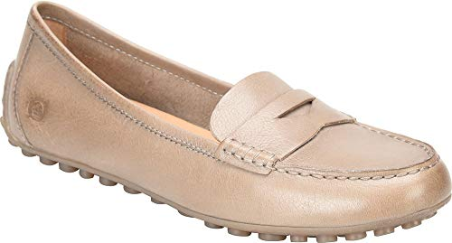 Born - Womens - Malena Taupe (Born Womens Loafers)