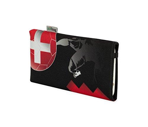 EM 2016 Fan Handytasche - Schweiz - Tasche für Apple iPhone 6