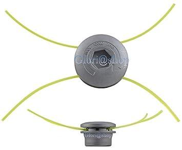 Cabezal desbrozadora 2 8 hilo nailon bobina Repuesto ...