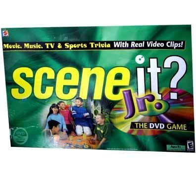 Scene it Jr. DVD Game by Mattel