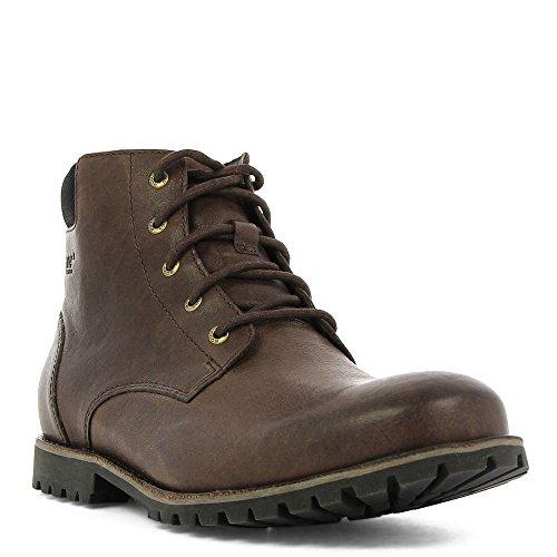 Bogs Mens Johnny 5-eye Boot Coffee