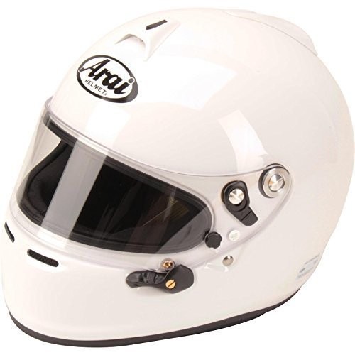 Price comparison product image ARAI HELMET 685311143488 GP-6S M6 SAH-2015 Black Frost X-Small