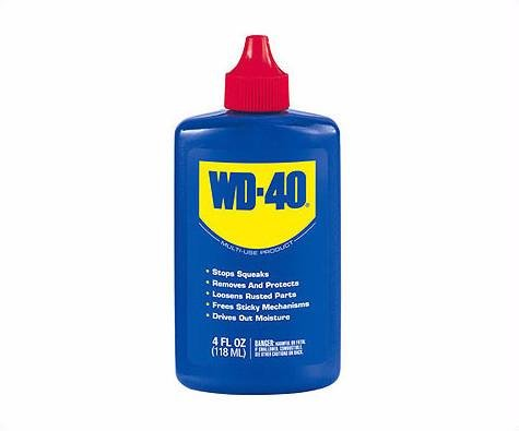 WD-40 Bike Multi-Use Product Drip Lube, 4-Ounce