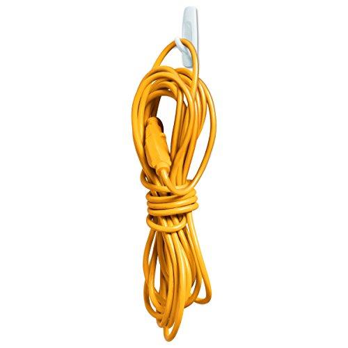 Command Utility Hooks Mega Pack, Medium, White, 20-Hooks (17001-MPES) by Command (Image #2)