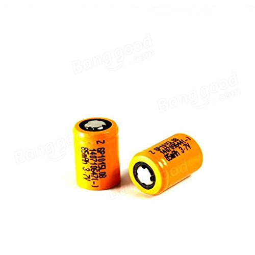 Bazaar Kleinste GP 1015L 3.7V 85mAh Zylindrische Lithium Ionen Akku