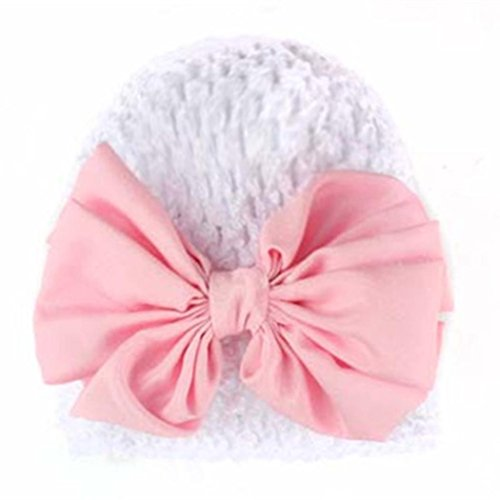 [Headwear Hat, Malltop Cute Baby Hollow Out Hat Beanie With Sequins Bowknot] (Joe Child Costumes Gloves)