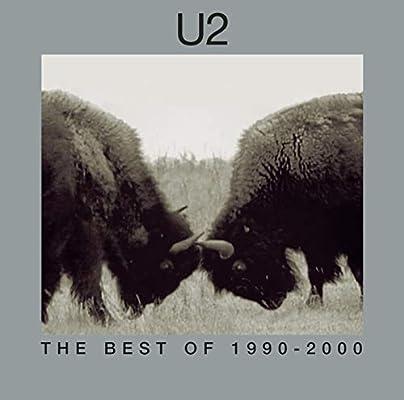 U2 - The Best Of 1990-2000 Remastered 2018 | Amazon com au
