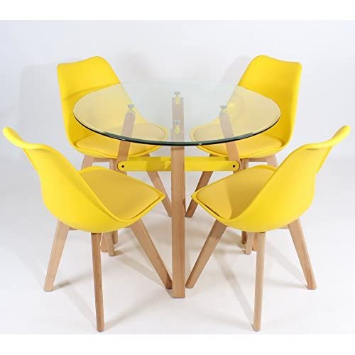 retro dining table and chairs amazon co uk