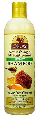 Honey Strengthening (Okay Honey Nourishing and Strengthening Shampoo, 12)