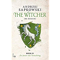 De jaren van verachting (The Witcher Book 4)