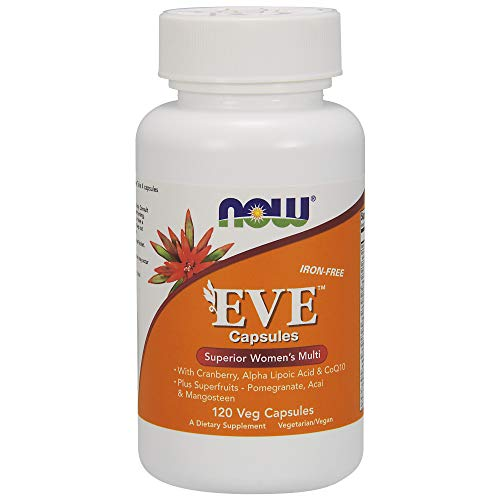NOW Eve Women's Multiple Vitamin,120 Veg Capsules